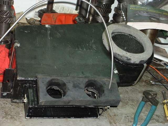 Chicagoland Mg Club Mgb Heater Rebuild