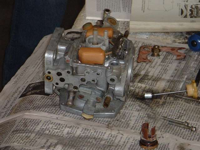 Absolutely mg midget carburetor float setting that