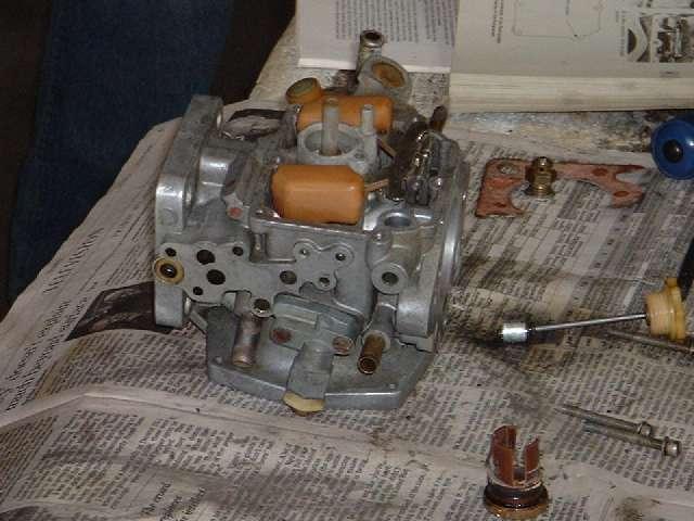 Amusing phrase mg midget carburetor float setting final, sorry